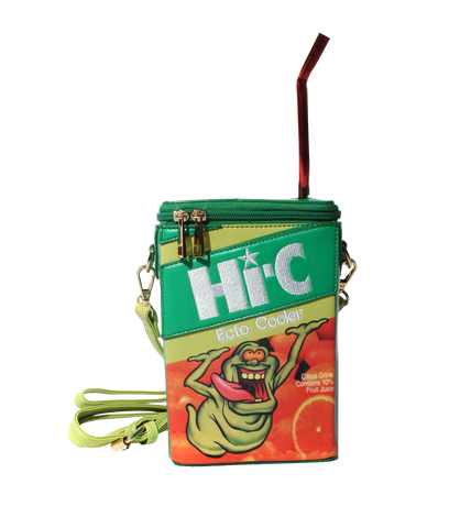 Ecto Cooler Juice Box Purse