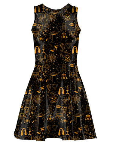 Forever Halloween Dress