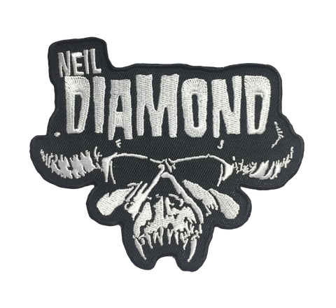 Metal Mash Up Danzig/Neil Diamond Patch