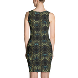 Snakeskin Dress - Stradling Designs