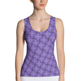 Steel Tank Top Purple