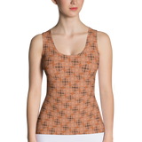 Steel Tank Top Orange