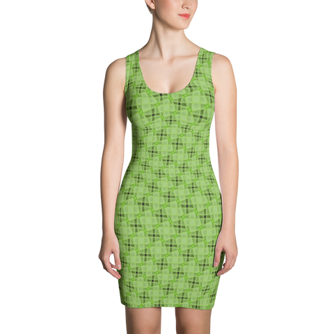Steel Dress Green - Stradling Designs