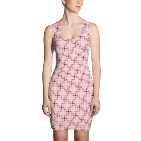 Steel Dress Pink - Stradling Designs
