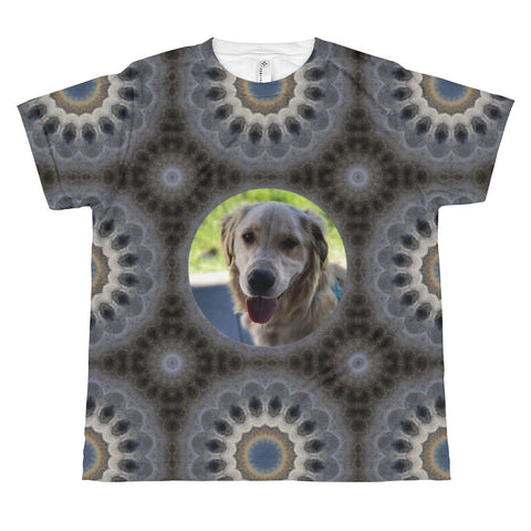 Dog Kaleidoscope Youth T-shirt