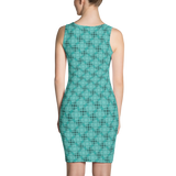 Steel Dress Turquoise