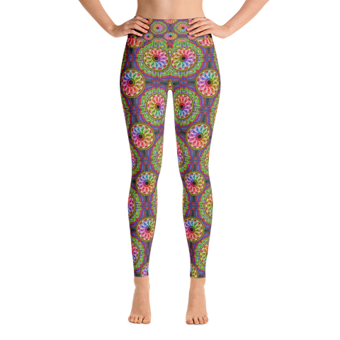 Time X2 Yoga Leggings - Stradling Designs