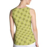 Steel Tank Top Yellow