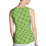 Steel Tank Top Green - Stradling Designs