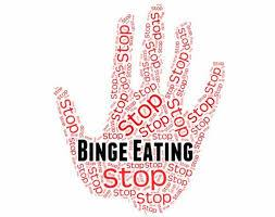 HOW TO COMBAT THE BINGE EATING DISORDER
