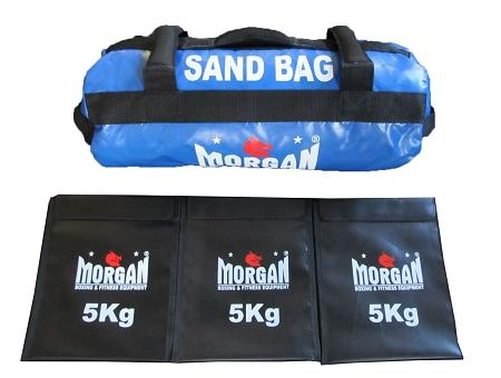 MORGAN SAND BAG (15KG) - OUT OF STOCK