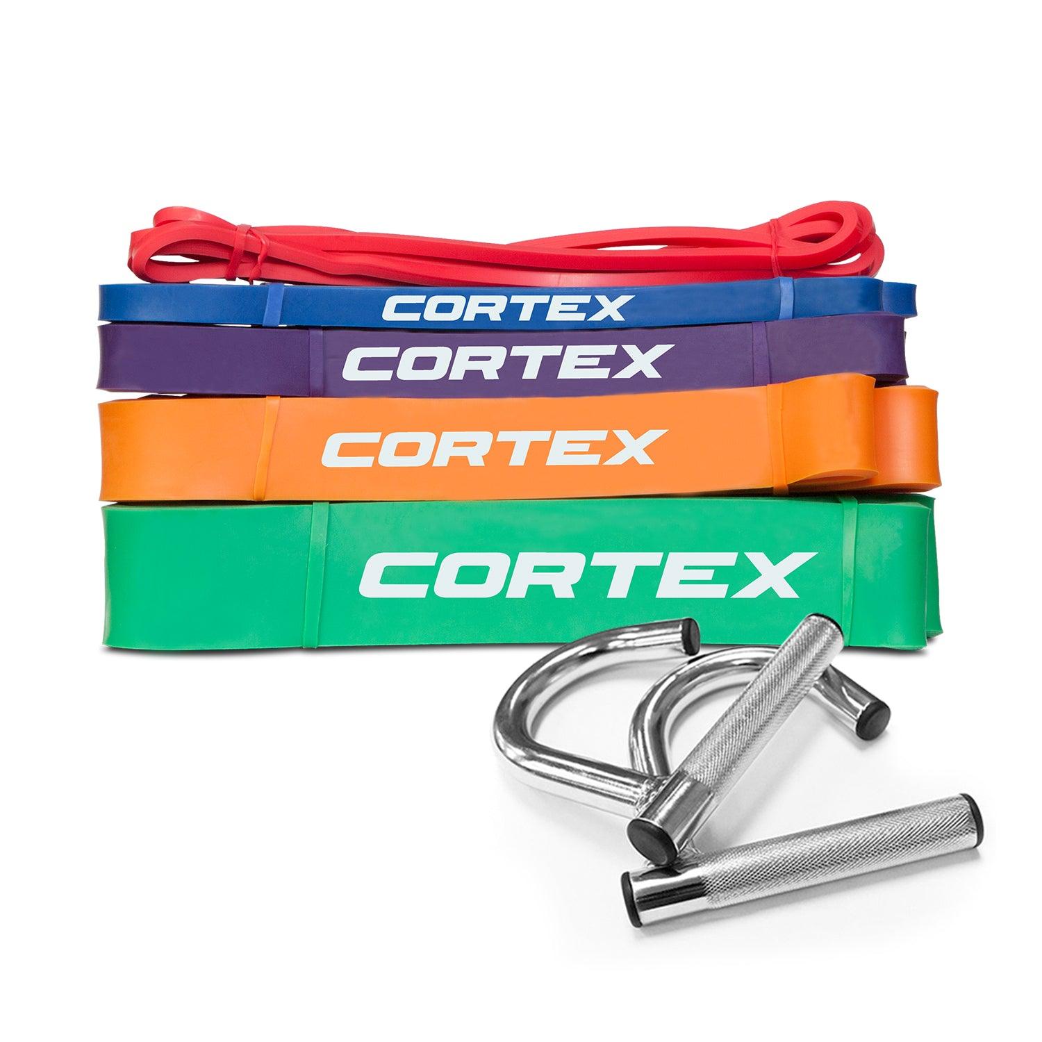 Cortex Resistance Bands Set & Handles