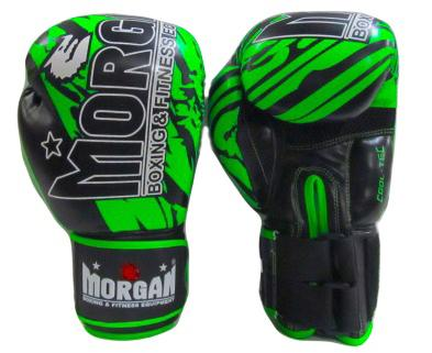 MORGAN BKK READY BOXING & MUAY THAI GLOVES (8OZ - 12OZ - 16OZ)
