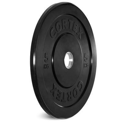 5KG Black Bumper Plate ( Arriving in June Pre Purchase NOW it will Run out before it gets here)