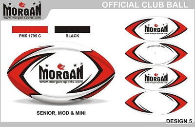 MORGAN 3-PLY CLUB BALL