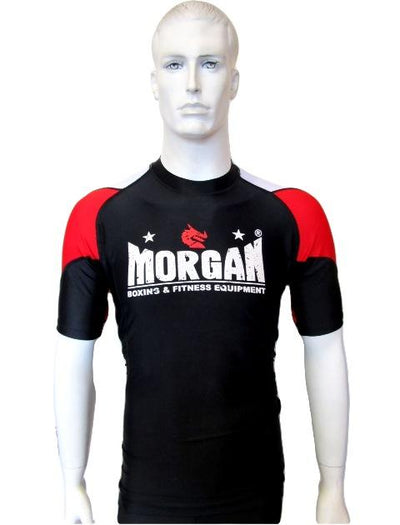 MORGAN COMPRESSION WEAR - SHORT SLEEVE