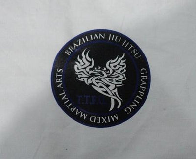 Custom Uniforms Patch (Small)