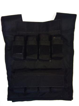 MORGAN WEIGHTED VEST (15KG)