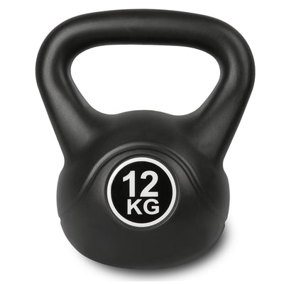 Kettlebell Standard Set 6kg to 16kg - 52kg in total
