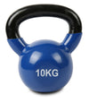 Kettlebell Vinyl Set 4kg to 20kg - 76kg in total