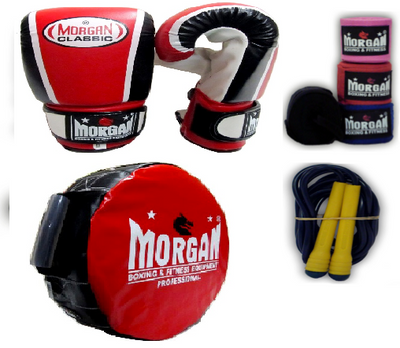 MORGAN ENDURANCE TRAINING PACK