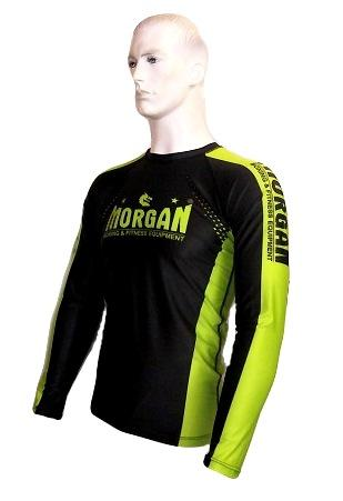 MORGAN ELITE RASH GUARD