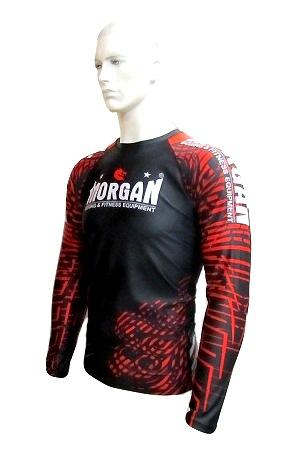 MORGAN SPARTA RASH GUARD