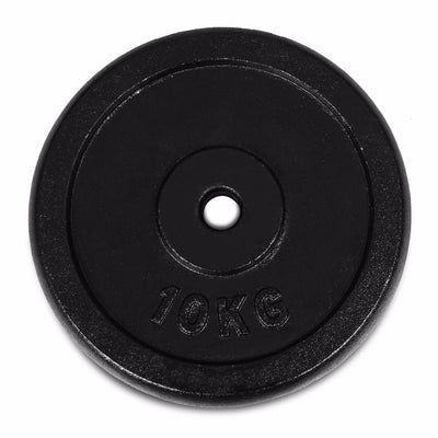 Cast Iron Weight Plate 10kg (Pack of 2)