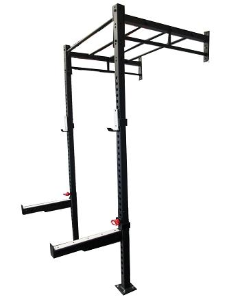 4 in 1 Cross Functional Fitness Wall & Free Standing Assault Rack