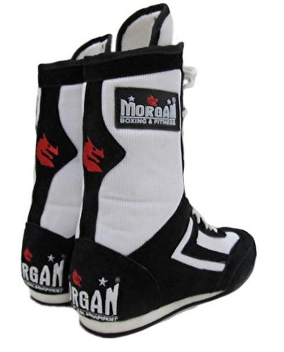 MORGAN REAL PERFORMANCE HIGH CUT BOXING SHOES