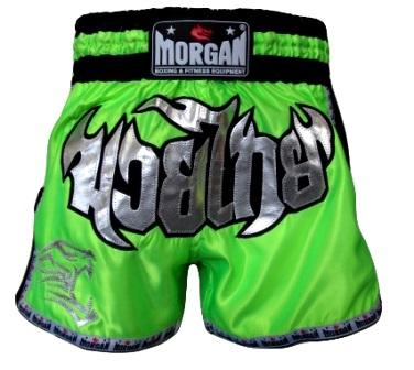 MORGAN BKK READY MUAY THAI SHORTS
