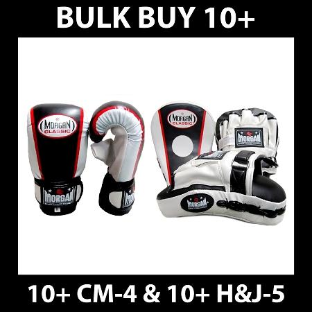 MORGAN BULK CLASSIC FOCUS PADS & BAG MITTS 10+