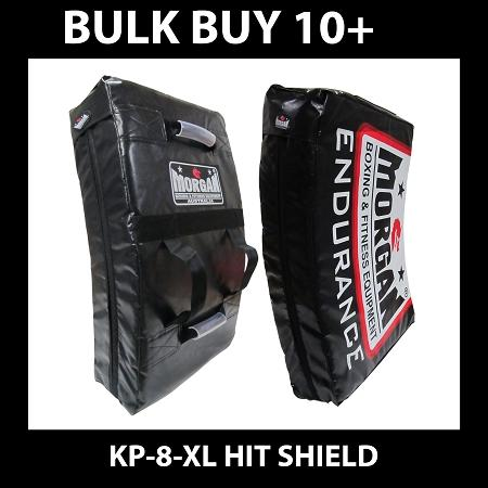 MORGAN BULK 10+ XL HIT SHIELDS