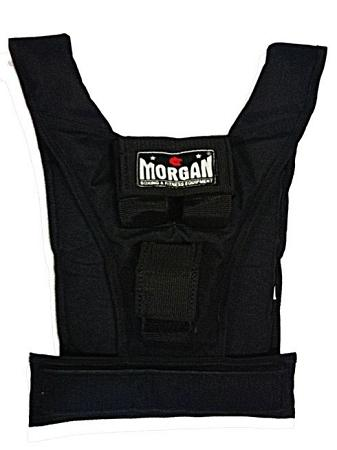 MORGAN WEIGHTED VEST (10KG)