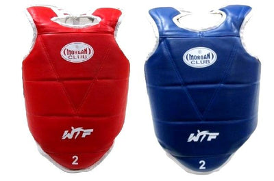 MORGAN OLYMPIC REVERSIBLE CHEST GUARD