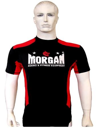 MORGAN RASH GUARD - SHORT SLEEVE