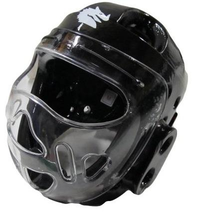 MORGAN DIPPED FOAM HEAD GUARD + PROSPEC GRILL