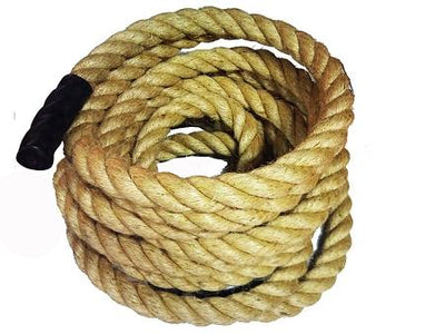 "MORGAN 15m x 2"" OUTDOOR STRENGTH BATTLE ROPE"