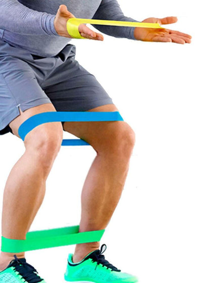 "MORGAN MICRO ""GLUTE"" BANDS"