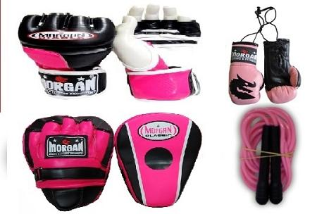 MORGAN LADIES MMA TRAINING PACK