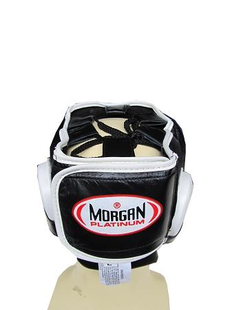 MORGAN NOSE PROTECTOR LEATHER  SPARRING HEAD GUARD