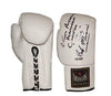 MORGAN P.U LACE UP AUTOGRAPH GLOVES (10oz)
