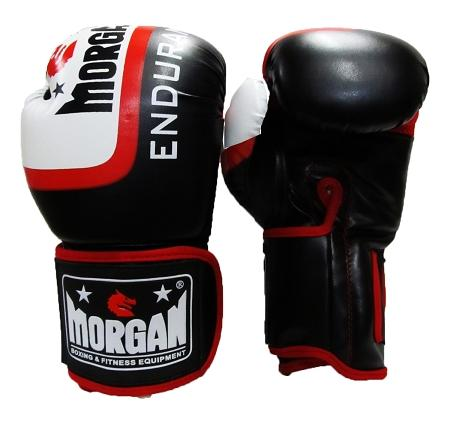 MORGAN ENDURANCE PRO BOXING GLOVES (8-12-16oz)