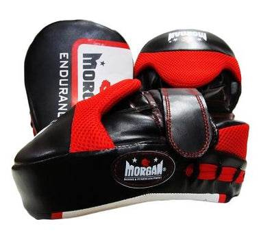 MORGAN ENDURANCE PRO FOCUS PADS (PAIR)