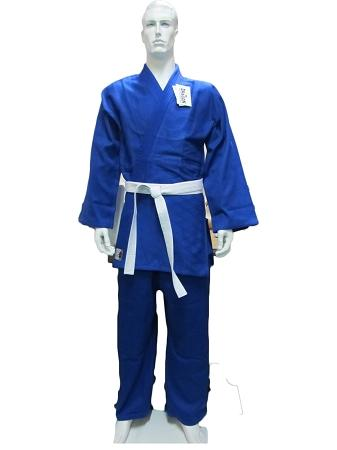 Dragon Blue 1.5 (550gsm) Judo Weave Uniform