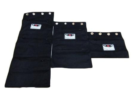 Canvas 1-2-3 Sectional Wall Bags