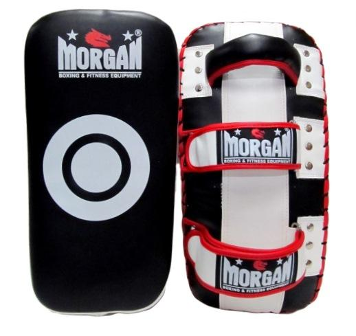 MORGAN TARGET CURVED THAI PADS (PAIR)
