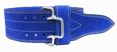 QUICK RELEASE SUEDE LEATHER WEIGHT BELT