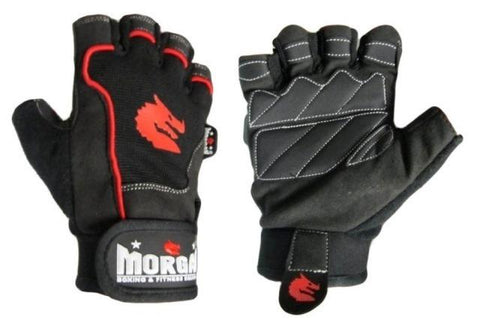 MORGAN V2 WEIGHTLIFTING GLOVES