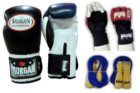 MORGAN PROFESSIONAL BOXERS PACK